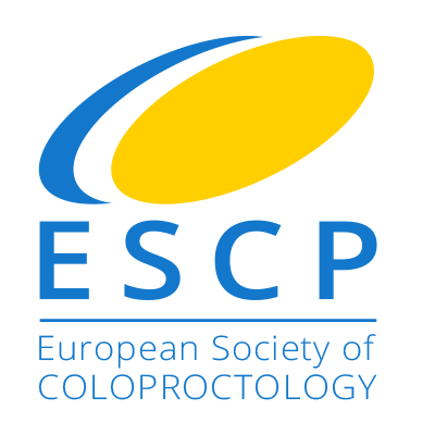 ESCP: European Society of Coloproctology