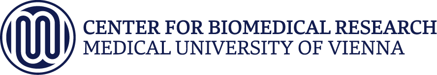 Centre for Biomedical Research Medical University of Vienna - logo
