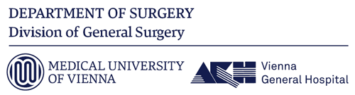 Surgery General Medical University Vienna General Hospital logo