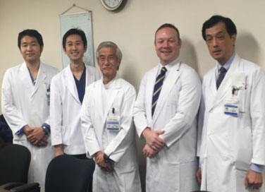 Yokohama IBD centre team