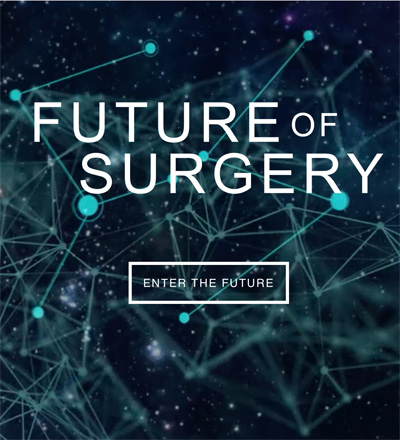 The Future of Surgery graphic