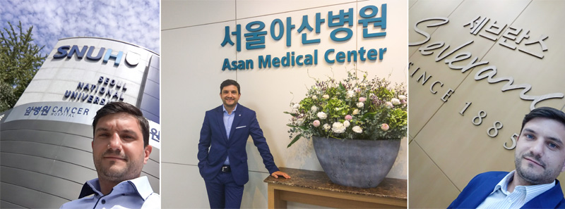 Seoul National Asan Severance Medical Centers