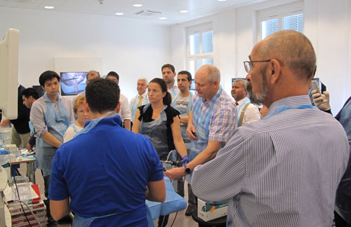 Parastomal Hernia hands on course